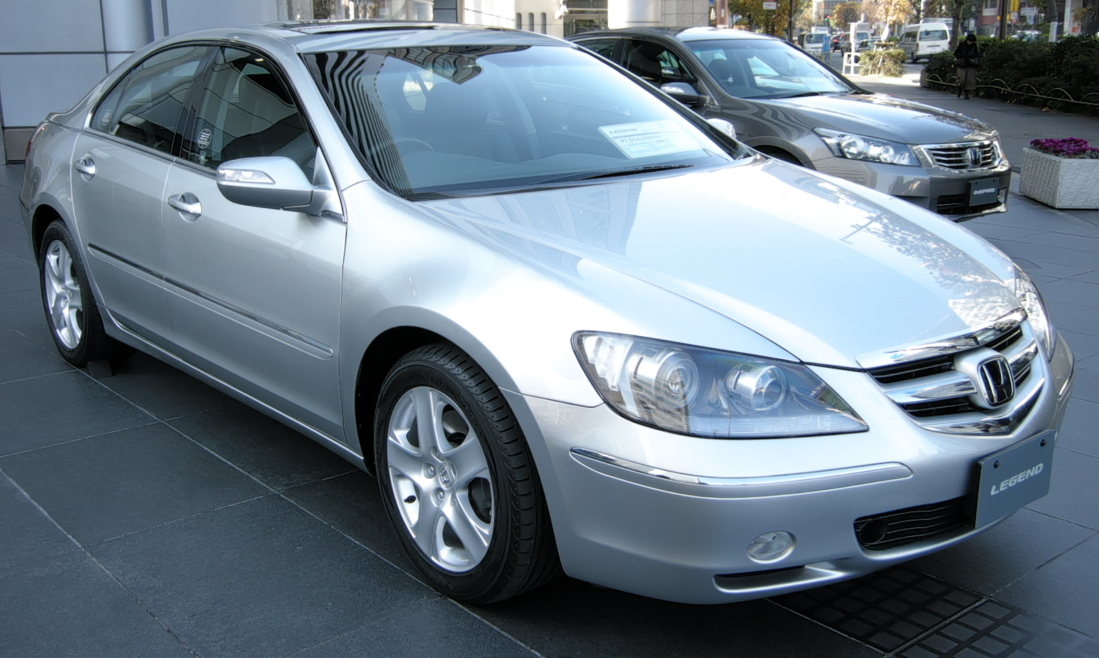 Парктроник для автомобилей Honda Legend